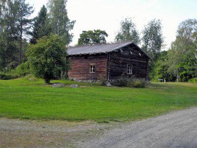 Aholansaari Museum