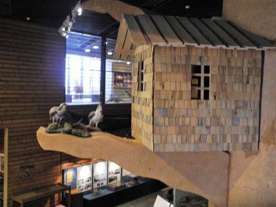 Holzmuseum in Lusto