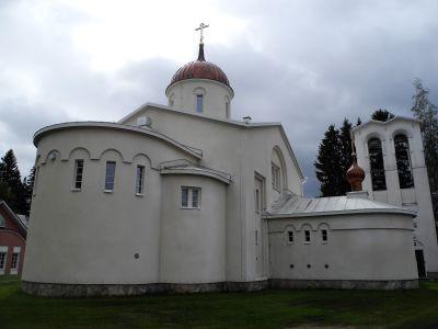 Orhtodoxe Kloster Uusi Valamo