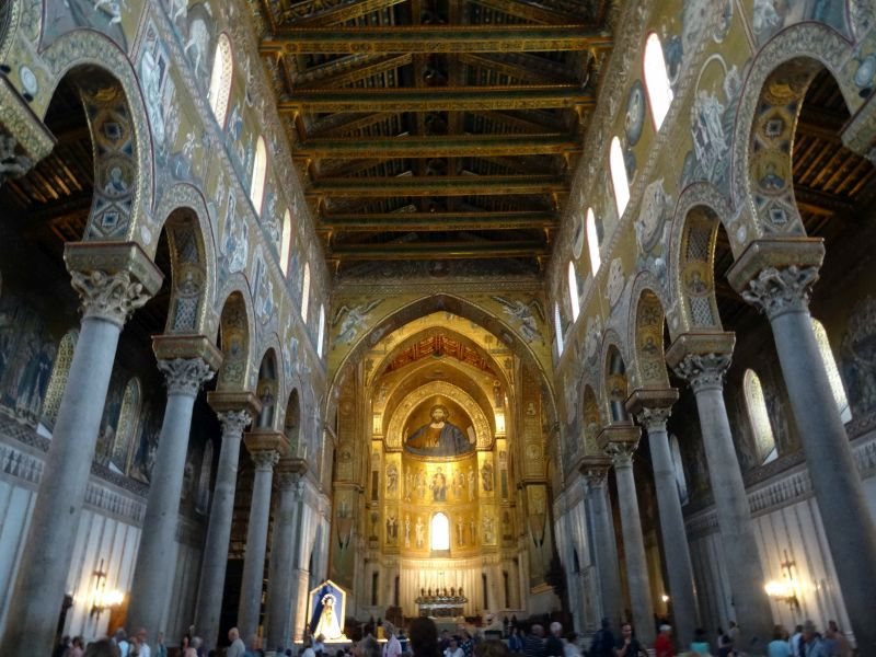 Santa Maria Nuova in Monreale
